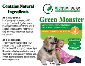 Choosing Organic Carpet Cleaning Company In NYC