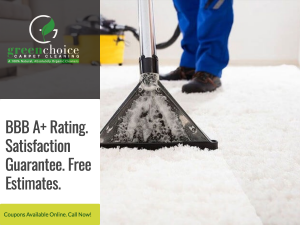 GREEN carpet cleaning long island