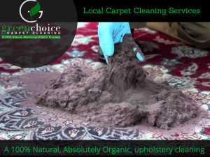 Natural Organic Carpet Cleaning in Manhattan