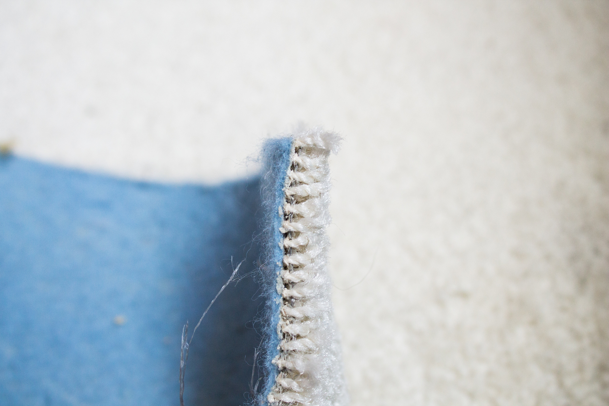 how to get dents out of carpet